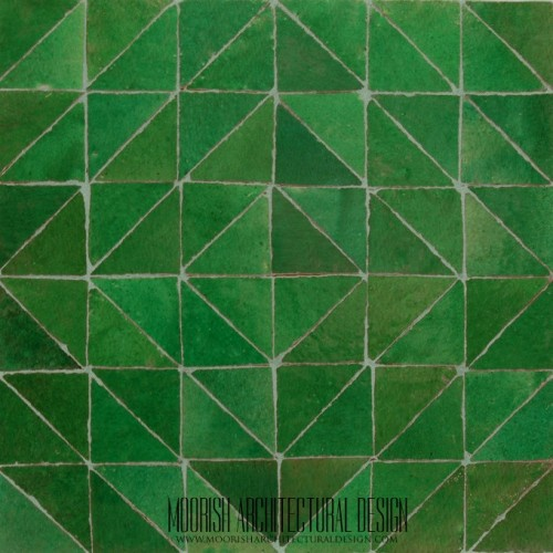Contemporary Moroccan Mosaic Tiles Modern Moorish Tile Patterns