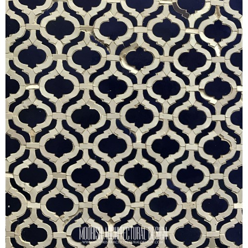 Arabesque Floor Tile