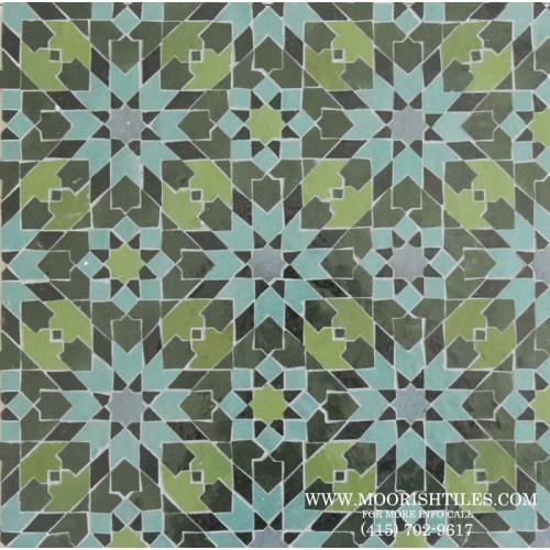 Moroccan Tile Morocco