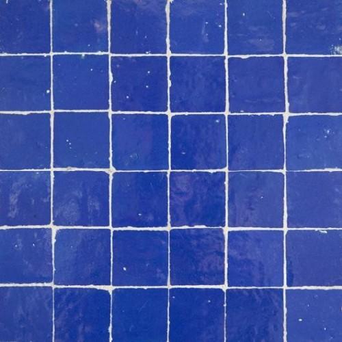 Blue Moroccan Tile