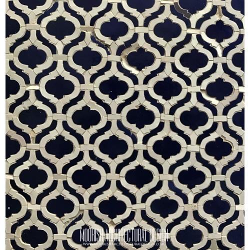 Arabesque Floor Tile