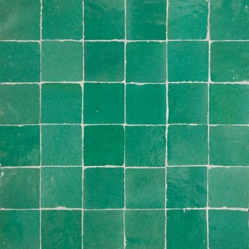 Green Moroccan Tile Miami