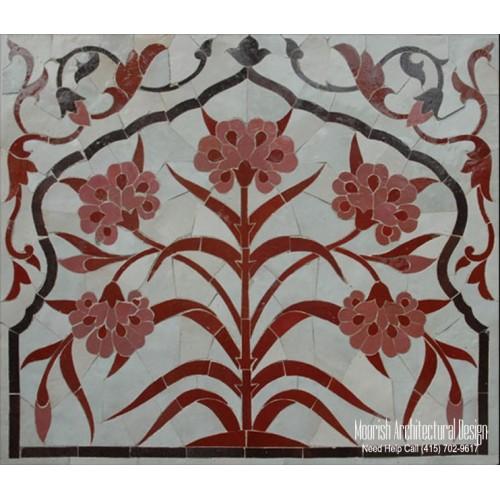 Custom Tile Murals