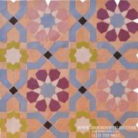 Rustic Moorish Tiles