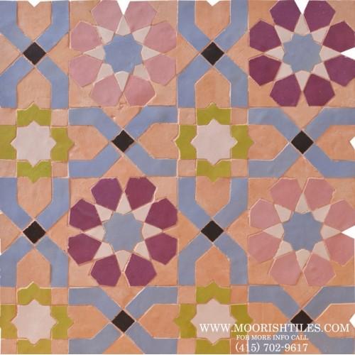Moroccan Tile 57