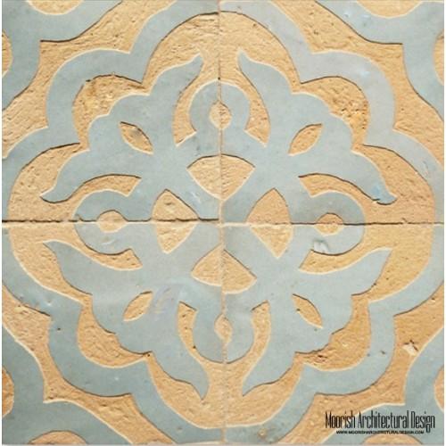 Moroccan Tile Bel Air, California
